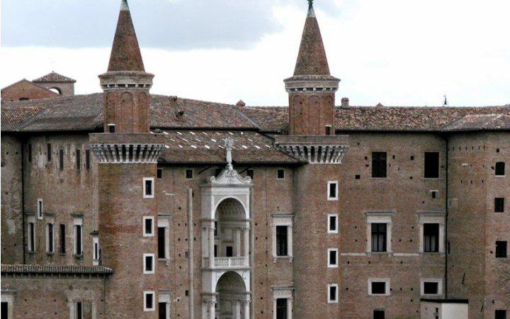 Urbino Palazzo Ducale - nelle terre del Duca