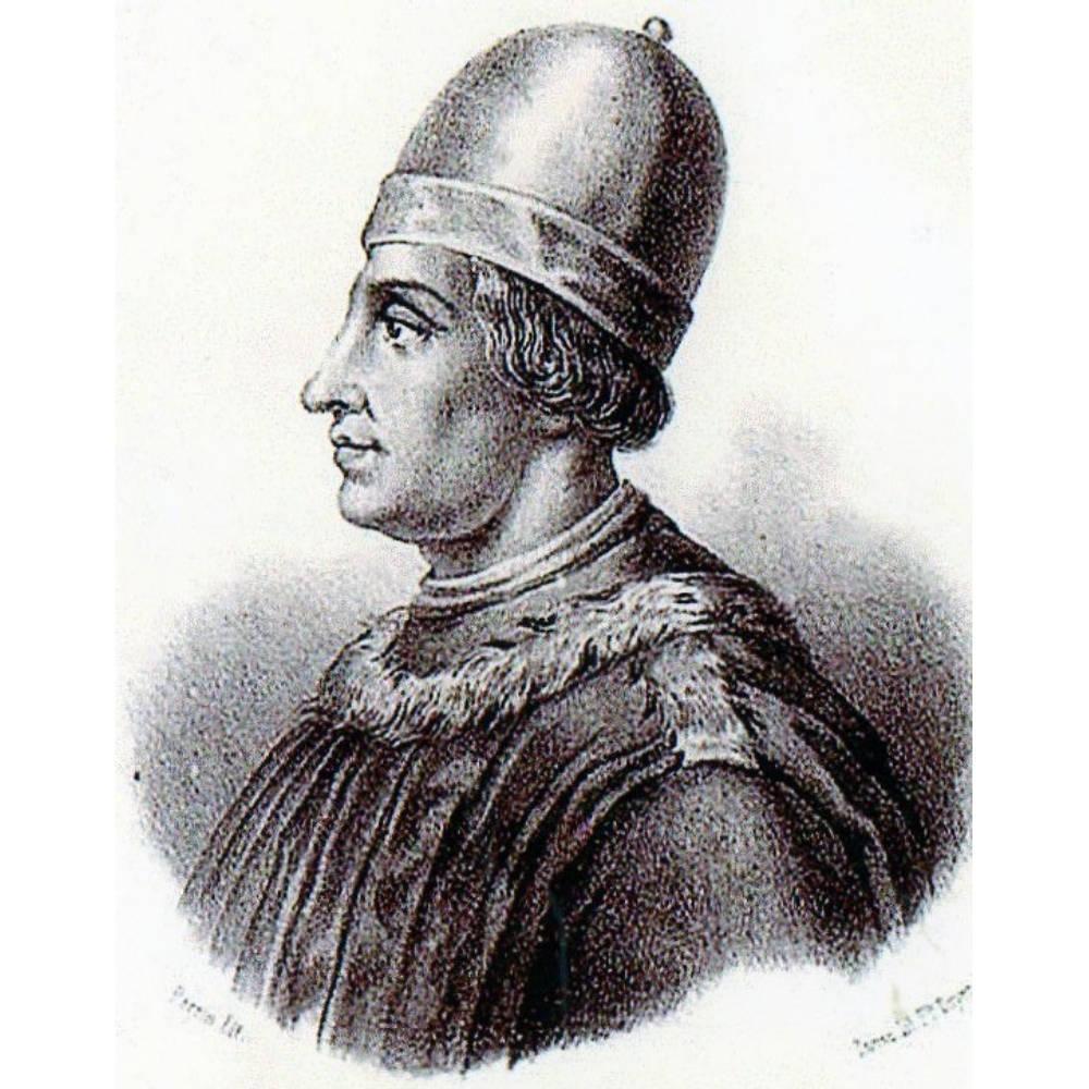 Braccio Fortebraccio litografia