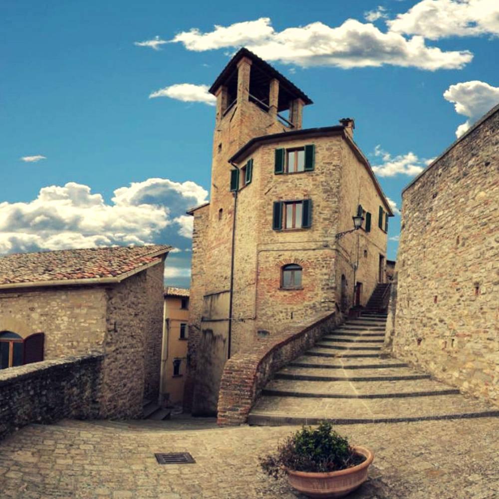 Montone - Centro storico